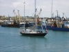 Kilmore Quay's First Japanese vessel